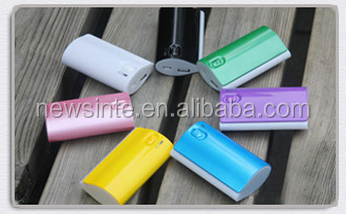 new arrival hot sell item 18650 battery charger portable power bank mobile charger