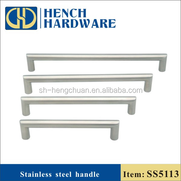 Kitchen Cabinet Stainless Steel grill handle Supplier