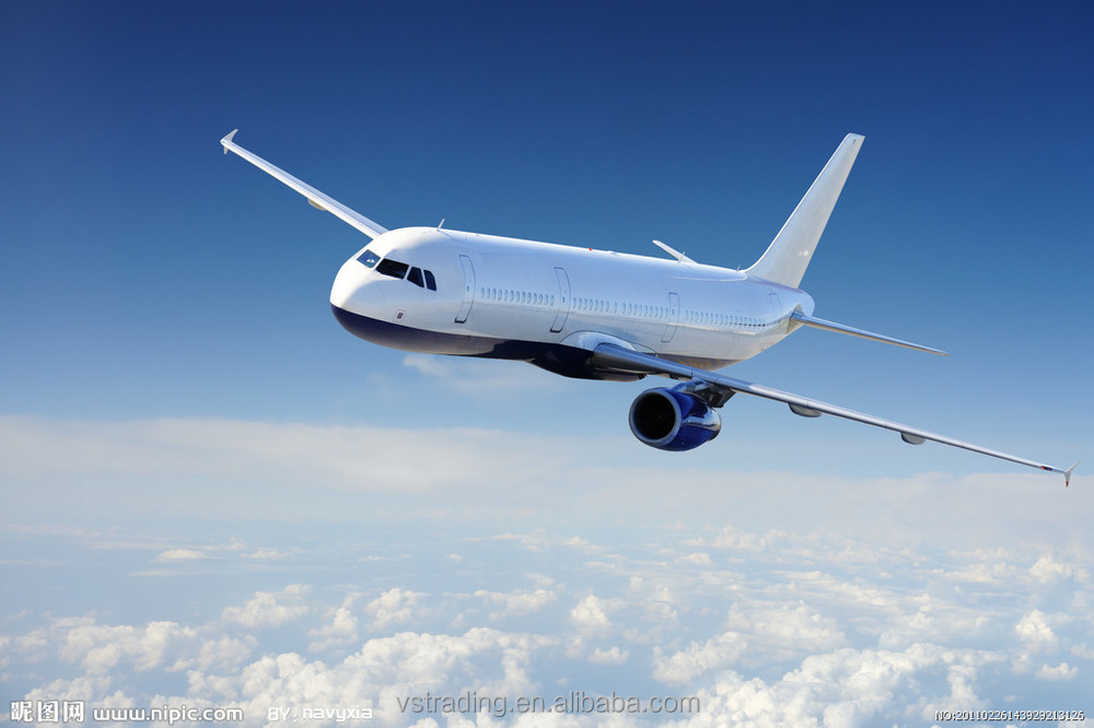 Air freight/Courier service from Guangzhou/HK to JFK/ ORD/IAD