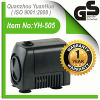 Electric Outdoor Water Pumps(Model No.:YH-505 MIX)