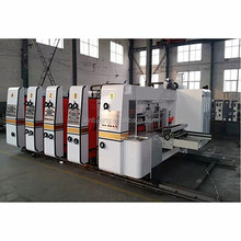 Corrugated Carton Flexo Printing machine/Automatic machines for carton factory