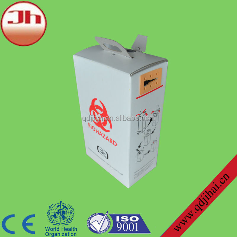 small paper box making machines medical disposable safety box