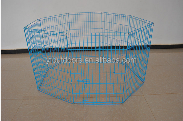 Good quality new style large steel foldable dog cage