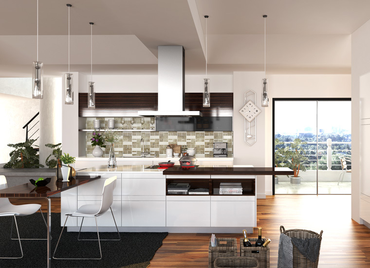 Philippines Project Modern White Lacquer Kitchen Design Modern - Buy Kitchen Design Modern,White ...