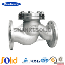 Carbon Steel/SS Flanged Lift Check Valve DN80 PN16