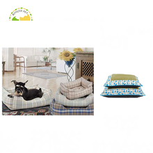 Various Designs Pet Bed Unique Thick Sofa Fabric Dog Kennels