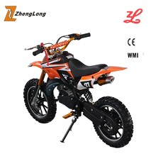 Chinese kids zongshen 49cc 50cc dirt bike for sale in zhejiang