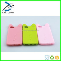 Eco-friendly silicon waterproof cover mobile phone
