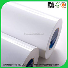 Mixed Pulp Material C2S Coated Art Paper Glossy for Box Package