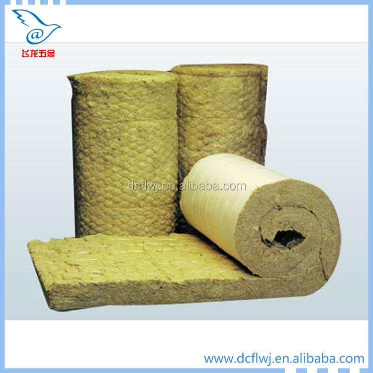 Multi type and sizes glass wool insulation