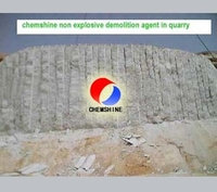 Calcium hydroxide for demolition projects made in China