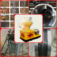 219 pellet boiler use biomass sawdust wood pellet machine home use