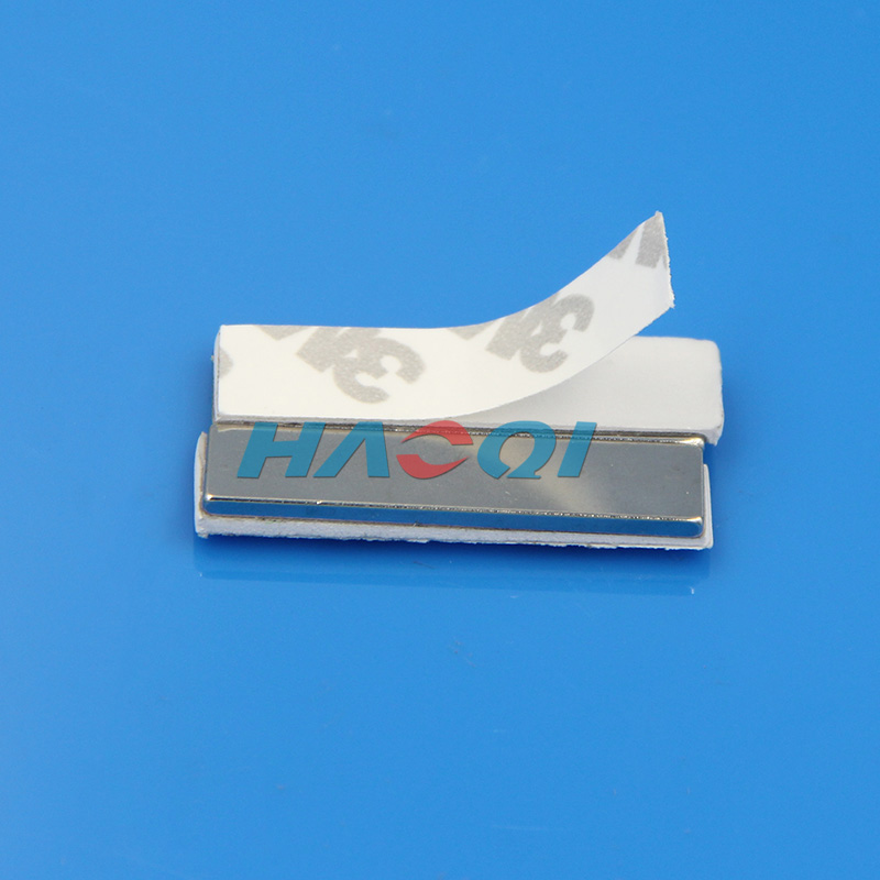 with self-adhesive Moto Magnet Industrial Magnet block magnets neodymium block magnetic