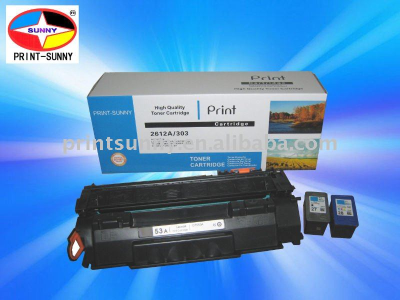 office consumables and supplies for toner and ink cartridges
