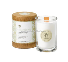 Airfresheners custom scented candle in class jar,various volume is available