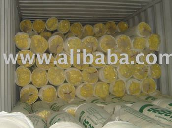 glass wool insulation In Container