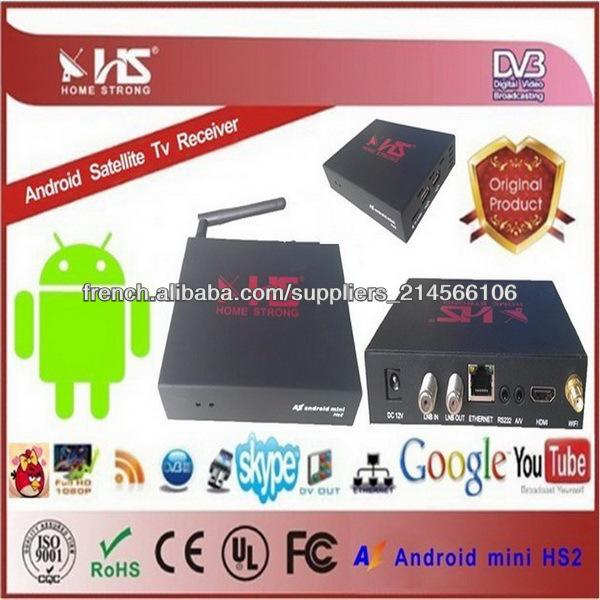 Alg rie android dvbs2 la t l vision p age gratuit - Tv satellite gratuit ...