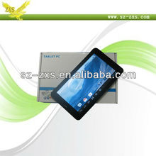 Zhixingsheng very cheap mini laptop 1.5GHZ android4.0 8GB 7inch camera sim built-in2G phone call bluetooth tablet pc ZXS-A20