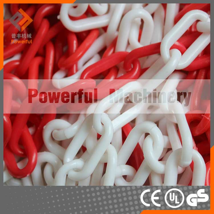 Decorated PP Plastic Chain
