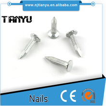 1-Inch Square-Shank Concrete Screw Nails