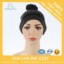 Hot sell Knitted bright color new style tortoise hat funny winter ski hat neck flap hat