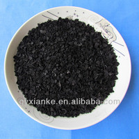 12x40mesh granulared nut shell activated carbon for water treatment,granular nut shell activated carbon manufacturer,