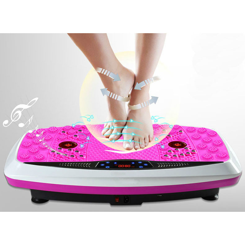 Hot sale exercise equipment vibration platform for body fitness