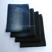 98% cotton 2% lycra scretch/spandex denim fabric