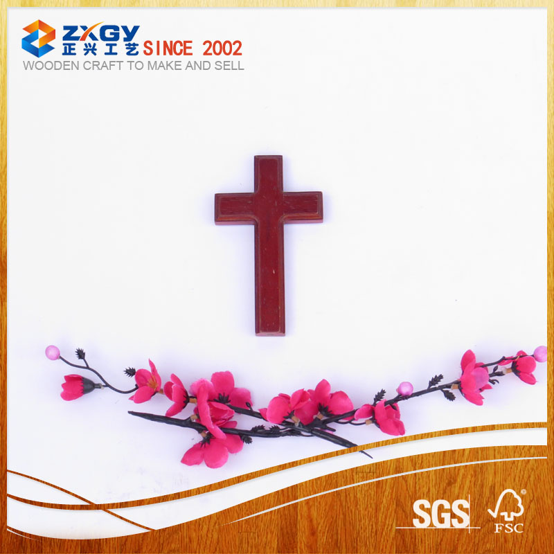 cheap unfinished small wooden crosses wholesale