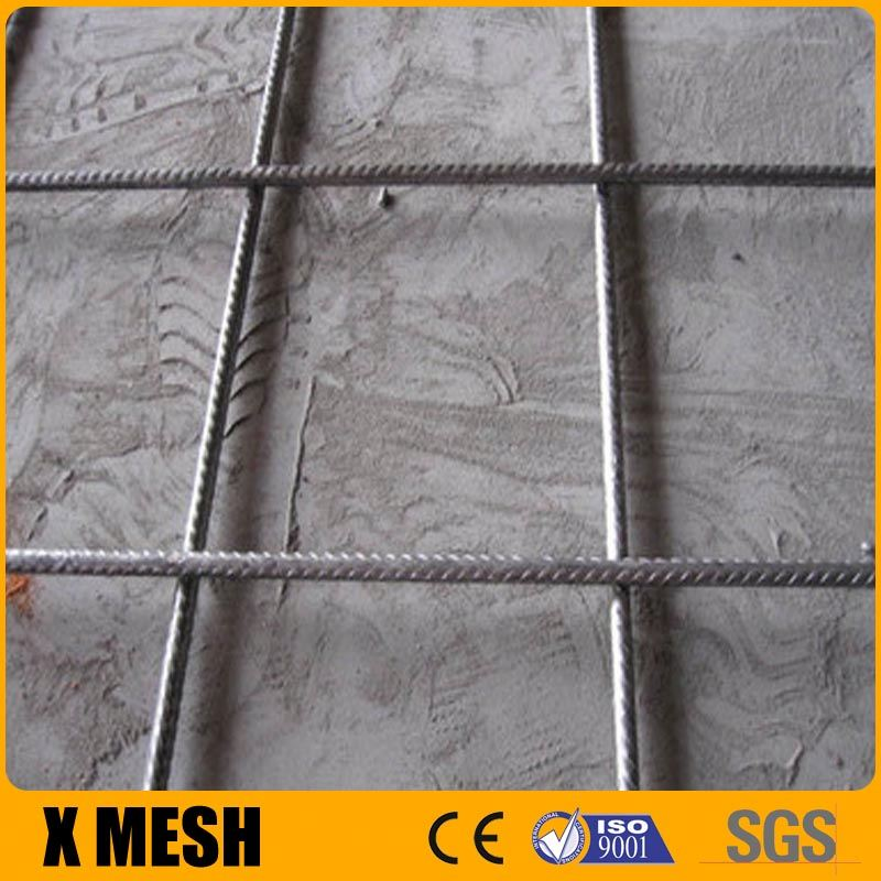 AS/NZS 4671 FTM16300 concrete welded wire mesh specifications for concrete footings