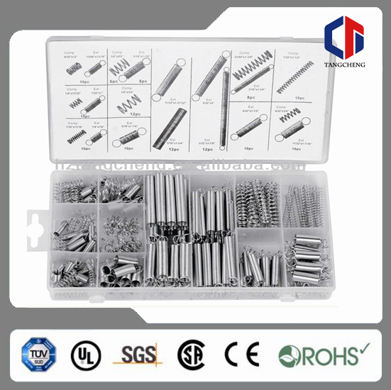 TC-1064 200pc Hardware tool set Hot Sales high quality clock spring for hyundai kit