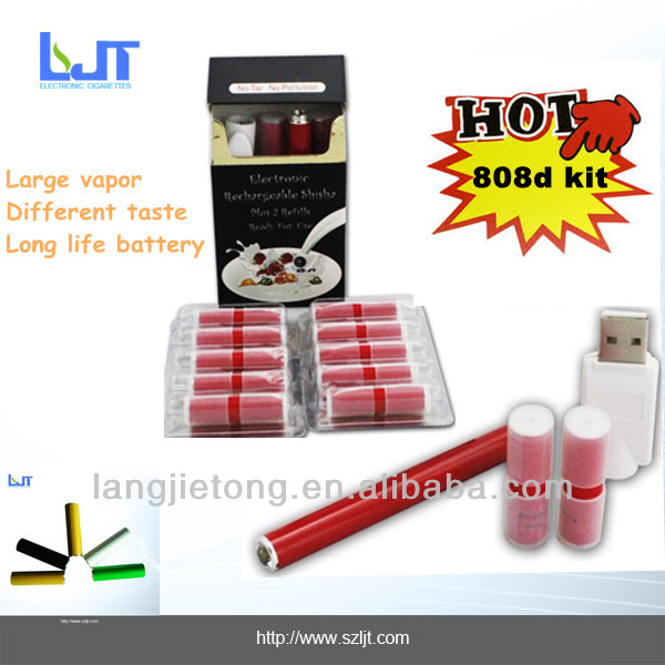 health care e-cig 808D,sigarette with special packing