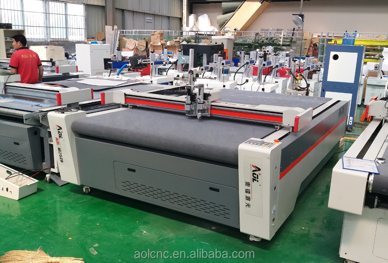 AOL gasket cutting machine with CE certificate