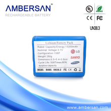 Reasonable price rechargeable battery pack for electronic devices