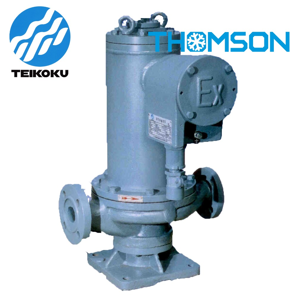 Teikoku refrigerating canned motor pump
