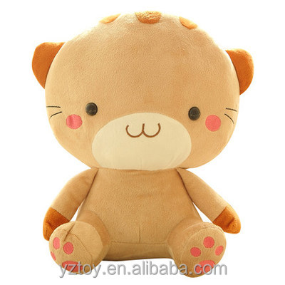 cute plush toy cats doll children rice and vegetable roll