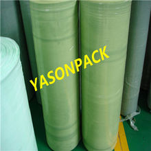 25mic*500mm*1800m green silage plastic stretch wrap film
