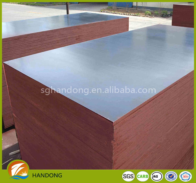 High quality 18mm film faced plywood market price of plywood pallet