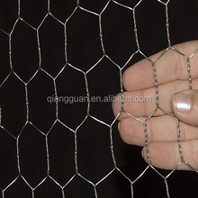 Hot sale hexagonal wire mesh/Anping factory low price high quality 3/4'' galvanized chicken wire mesh/Mesh Garden Fence