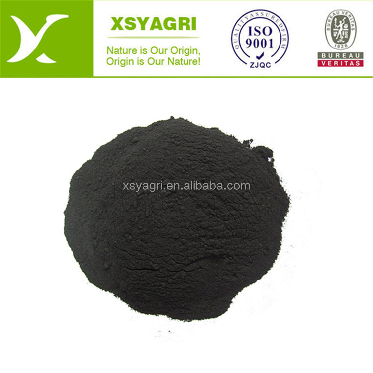 Factory supply Sodium Humate 85% water-soluble organic humic acid fertilizer Organic Fertilizer Classification