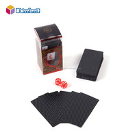 Logo Paper/Plastic Mahjong card game playing card pieces
