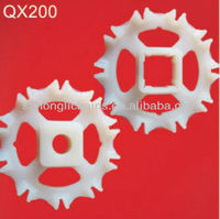 QX200 nylon plastic drive sprockets gear