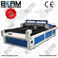 laser co2 cutting printed circuit board 5% discount for sale laser cutting machine for metal and non-metal 1325