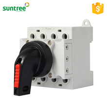 Outdoor Waterproof Solar PV Isolator Switch DC Isolation