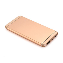 Hot selling High Quality portable power bank 4000mAh gift power bank charger, mini usb powerbank 4000mah power banks for phones