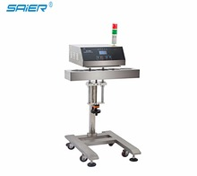 auto induction cap sealer