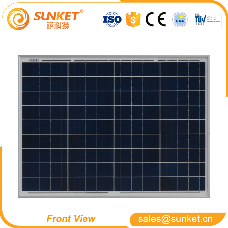 flexible solar panel thin film 45w pv module for home system use