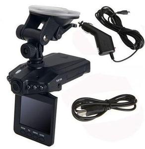 Rearview Mirror 1080p Car Dash Cam and DVR Box (Black)