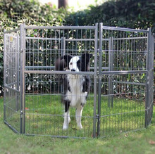 Manufacturer wholesale welded wire meshWelded Dog Wire Kennel,outside Welded Dog Wire Kennel