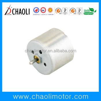 24mm Micro DC Brushless Motor 2419 For Coin Counting Machine And Money Handling Machine